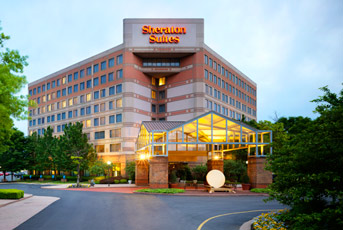 Sheraton Suites Philadelphia Airport, PA 19153 near Philadelphia International Airport