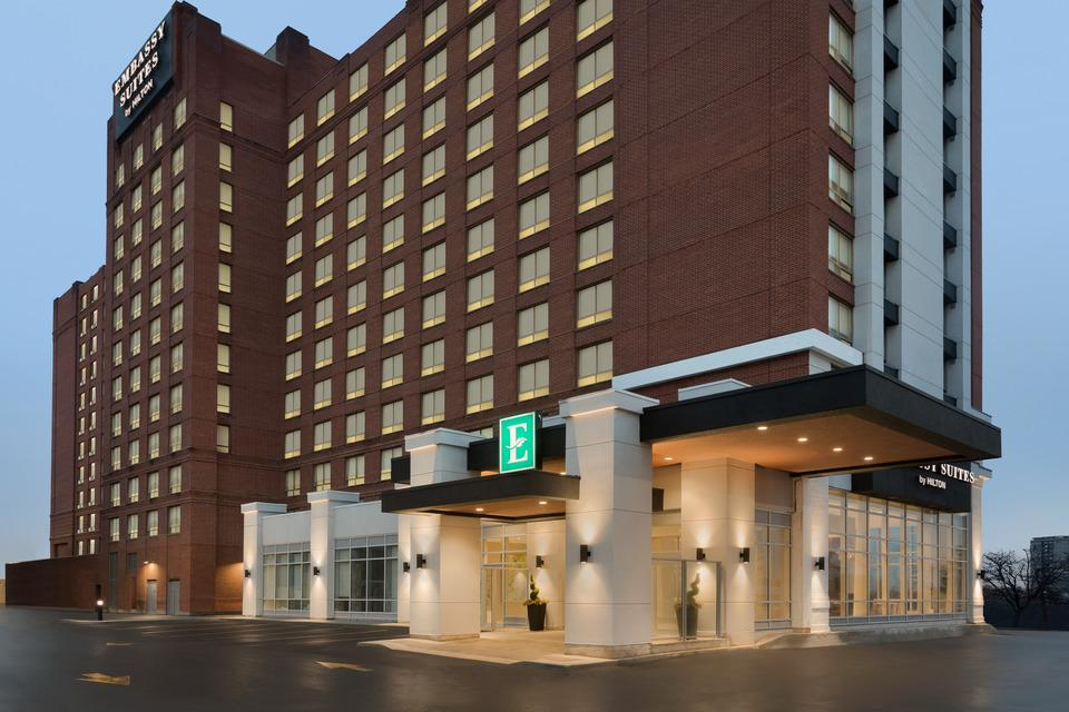 Embassy Suites by Hilton, Toronto Airport